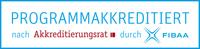 FIBAA-Logo zu Programmakkreditierung