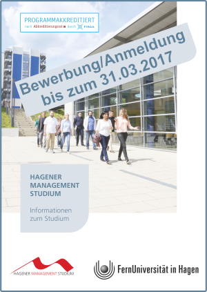 Hagener Management Studium - Informationen